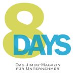 8DAYS | Das Jimdo-Magazin