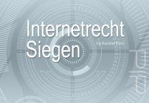 Internetrecht Siegen